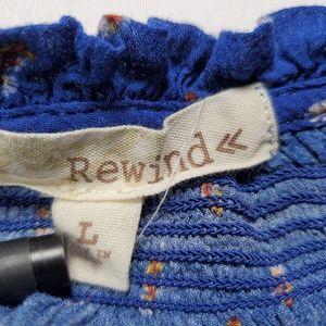 Rewind Tops - 🆕️ Rewind Flowy Sleeveless Top - Floral